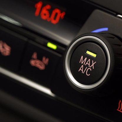 Revize a servis klimatizace či dezinfekce vozu