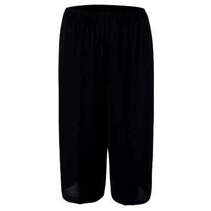 Černé culottes Alchymi Libra