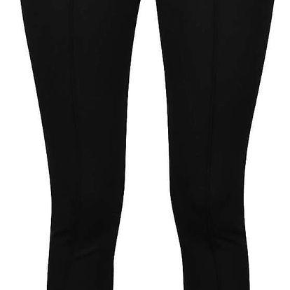 Šedo-černé elastické kalhoty Alchymi Situla