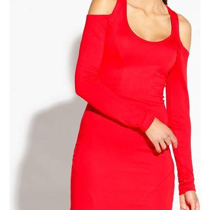 Červené šaty Epien