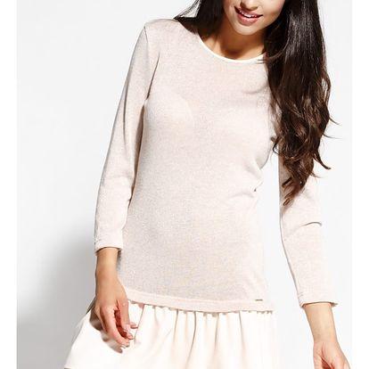 Béžové šaty Tilou