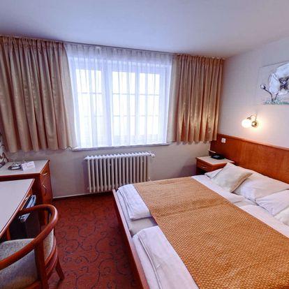 Horský hotel Sněžka **** ve Špindlerově Mlýně s polopenzí a wellness