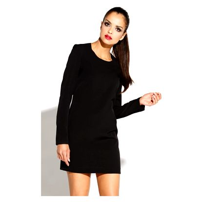 Černé šaty Miko