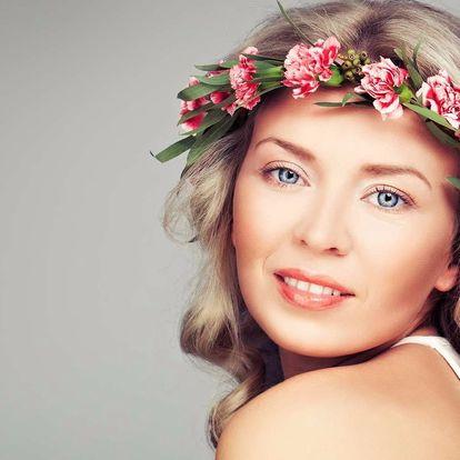Základní kosmetické ošetření pleti v délce 70 minut