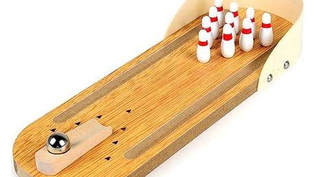 Stolní varianta bowlingu Leger pro děti i dospělé