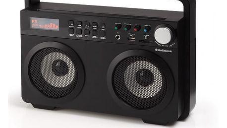 Audiosonic RD-1557, černá