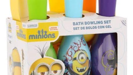 Minions Minions dárková kazeta sprchový gel 6x 100 ml + míček 2x