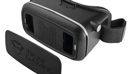 Brýle pro virtuální realitu Trust GXT 720 Virtual Reality (21322) černá