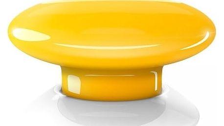 Fibaro The Button, žlutá - FIB-FGPB-104-ZW5