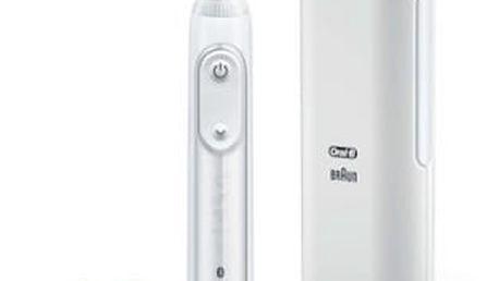 Zubní kartáček Oral-B Genius PRO 9000 white bílý