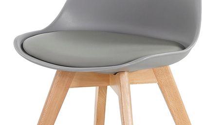 Jídelní židle BORKUM grey