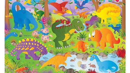 GALT Velké podlahové puzzle 30 ks – dinosauři