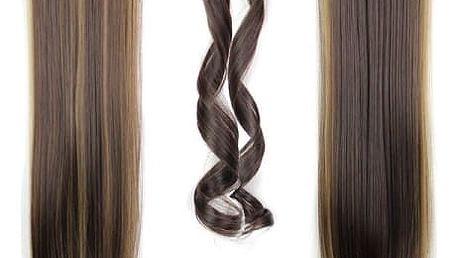 Příčesek pro dlouhý culík v různých barvách