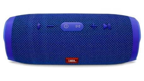 Přenosný reproduktor JBL Charge 3 modrý