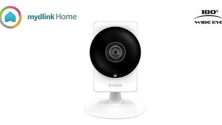 IP kamera D-Link DCS-8200LH panoramatická (DCS-8200LH) bílá + Doprava zdarma