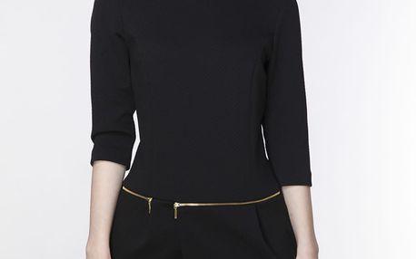 Černé šaty ASU0010