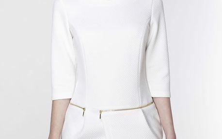 Smetanové šaty ASU0009