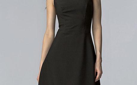 Černé šaty S62