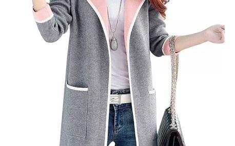 Elegantní dámský cardigan - 3 barvy / 6 velikostí