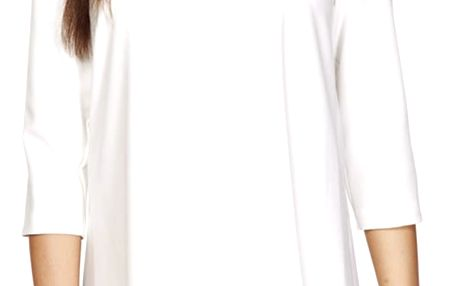 Smetanové šaty ASU0013