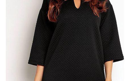 Černé šaty NA78