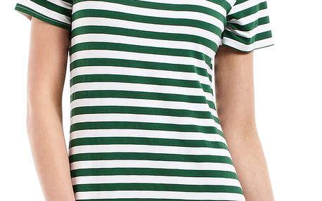Zelené šaty MOE 164