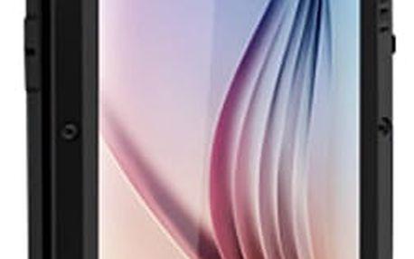 Love Mei Case ochranné pouzdro Powerful pro GALAXY S6 Black - LMC/0343