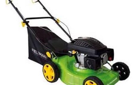 Benzínová sekačka Fieldmann FZR 4611-B Kanystr Compass plastový 5 l+ Olej V-Garden SAE 10W-30 0,6 l v hodnotě 99 Kč+ Hnojivo Agro NPK 1 kg v hodnotě 129 Kč + Doprava zdarma