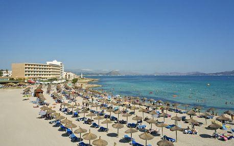 Španělsko - Mallorca na 8 dní, snídaně s dopravou letecky z Prahy
