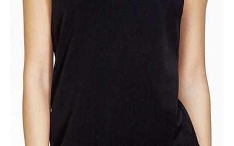 Černé šaty ASU0018