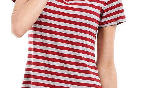 Červené šaty MOE 164