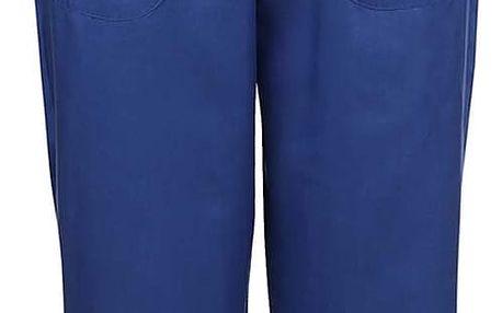 Modré volnější kalhoty Alchymi Obsidian