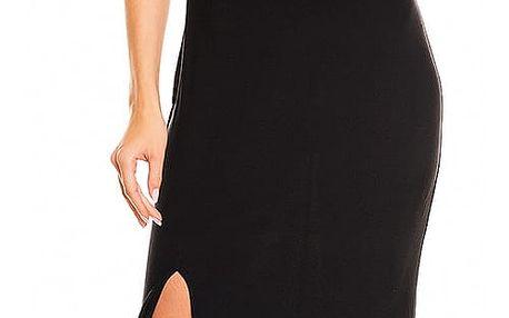 Černé šaty A136