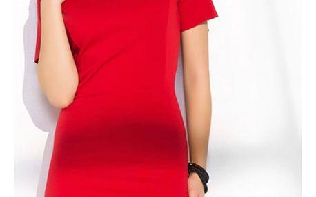 Červené šaty NU13