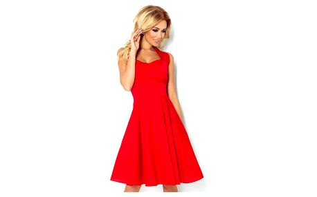 Červené šaty 30-18