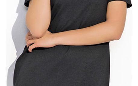 Černé šaty NU15