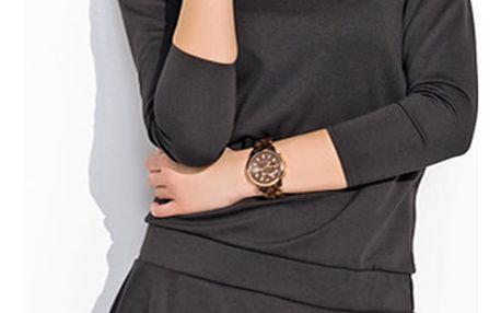 Černé šaty NU23