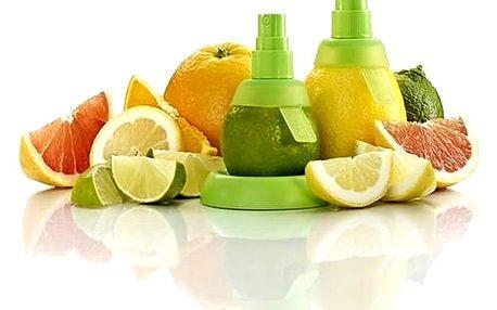 Citrus sprej na citróny a limetky - 2ks Sprejové nástavce na citrusy.
