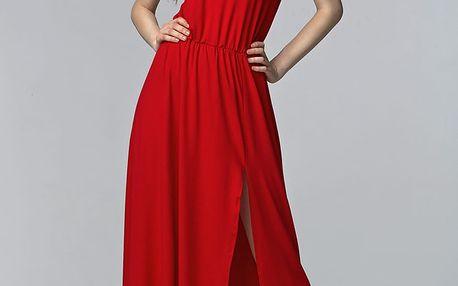 Červené šaty S61