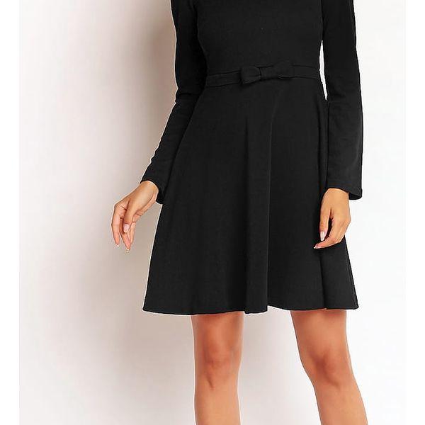 Černé šaty NA912