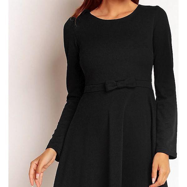Černé šaty NA91