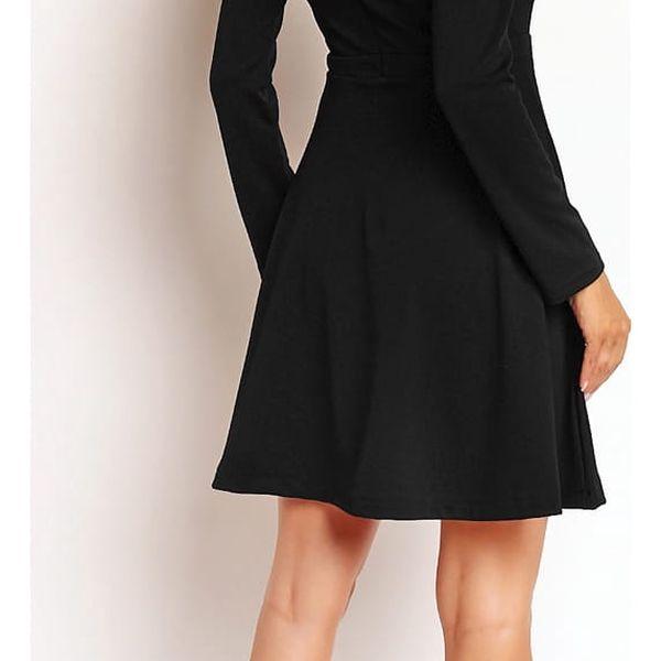Černé šaty NA913
