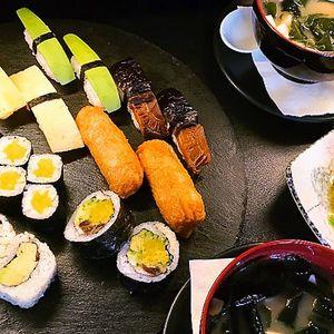Japonský luxus k obědu či večeři
