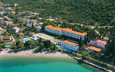 Chorvatsko - Jižní Dalmácie na 10 dní, all inclusive, polopenze nebo snídaně s dopravou autobusem
