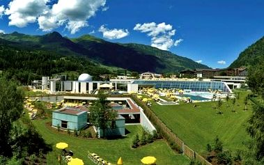 Rakousko, Bad Gastein: 4-6 dní s all inclusive a saunou pro 1 osobu, až 2 děti do 9 let zdarma