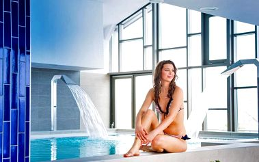 Maďarské lázně Lenti v 4* hotelu pro JEDNOHO s wellness i termály neomezeně