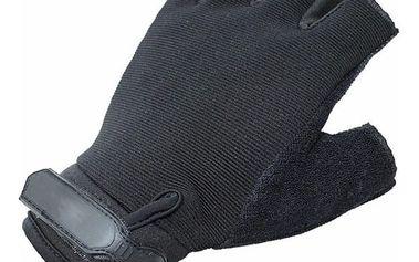 Outdoorové rukavice bez prstů - taktické barvy