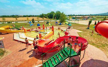 Maďarské lázně Celldömölk pro DVA na 3 a více dní se vstupem do termálů
