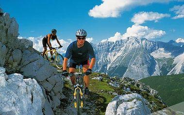 Rakousko, MTB speciál Vysoké Taury :: Tauernská cyklostezka - zájezd horská kola, Tyrolsko, Rakousko, autobusem, polopenze