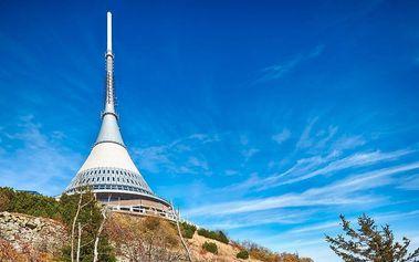 Jarní turistika s polopenzí v Jizerkách